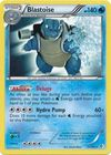 Blastoise 31 149 Rare Theme Deck Exclusive